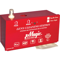 Metal Lens Cleaning Stations SEE397 | NIS Northern Industrial Sales