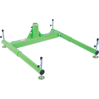 Confined Space Rescue Systems - Davit Arm System Components - Advanced Portable Bases SEE780 | NIS Northern Industrial Sales