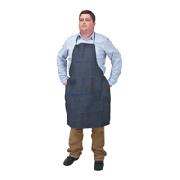 Denim Aprons SEE851 | NIS Northern Industrial Sales