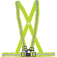 High Visibility Traffic Harness | NIS Northern Industrial Sales
