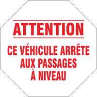 French Traffic Sign SEI461 | NIS Northern Industrial Sales