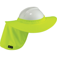 Chill-Its® 6660 Hard Hat Brims SEI751 | NIS Northern Industrial Sales