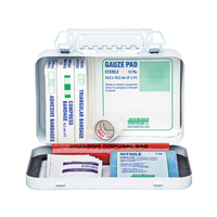 Manitoba First Aid Kit SEJ536 | NIS Northern Industrial Sales