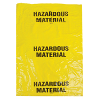 Hazardous Waste Bags SEK328 | NIS Northern Industrial Sales
