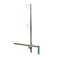 DBI-SALA® Portable Construction Guardrail SEP884 | NIS Northern Industrial Sales