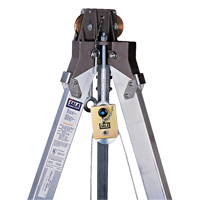DBI-SALA® Advanced™ Confined Space Tripod Pulley SEP922 | NIS Northern Industrial Sales