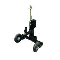 DBI-SALA® Advanced™ 5-Piece Davit Hoist Equipment Cart SER278 | NIS Northern Industrial Sales