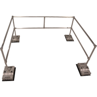 RoofGuard Classic System - Packaged Kits SFJ620 | NIS Northern Industrial Sales