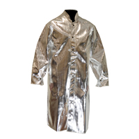 Aluminized Labcoats SFV237 | NIS Northern Industrial Sales