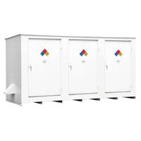 N-Series 2-Hour Fire Rated Storage Lockers  SFW341 | NIS Northern Industrial Sales