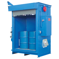 Specialty Storage Lockers SFW345 | NIS Northern Industrial Sales