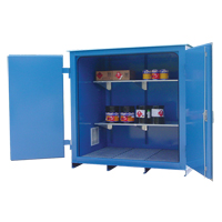 Specialty Storage Lockers SFW349 | NIS Northern Industrial Sales