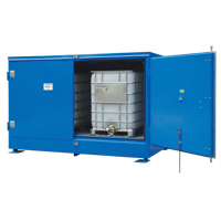 IBC 2-Hour Fire Rated Storage Lockers  SFW352 | NIS Northern Industrial Sales