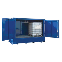 IBC Non-Combustible Storage Lockers SFW354 | NIS Northern Industrial Sales