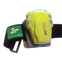 Emergency Evacuation Bracelet SGA833 | NIS Northern Industrial Sales