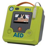 ZOLL® AED 3 Semi Automatic AED Kit SGC078 | NIS Northern Industrial Sales