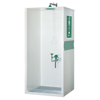Booth Eye/Face Wash and Shower SGC297 | NIS Northern Industrial Sales