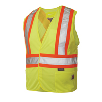 5-Point Tearaway Safety Vest SGH216 | NIS Northern Industrial Sales