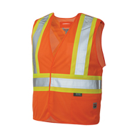 5-Point Tearaway Safety Vest SGH217 | NIS Northern Industrial Sales