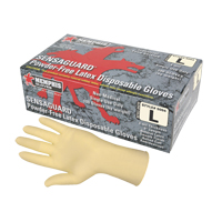 Industrial-Grade Latex Gloves SGH241 | NIS Northern Industrial Sales