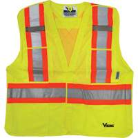 High Visibility Vest SGO623 | NIS Northern Industrial Sales