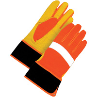 High Visibility Gloves SGO933 | NIS Northern Industrial Sales