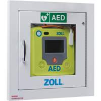Fully-Recessed AED Wall Cabinet SGP851 | NIS Northern Industrial Sales