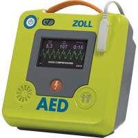 Professional Rescuers AED 3™ BLS Defibrillator SGP847 | NIS Northern Industrial Sales