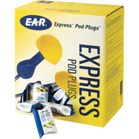 Express™ Pod Plugs™ - THE EASIEST EAR PLUG TO USE! SH117 | NIS Northern Industrial Sales