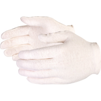 Heavyweight Cotton Jersey Inspector Gloves SI831 | TENAQUIP
