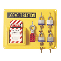 Mini Lockout Stations SI958 | TENAQUIP