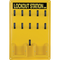 Single Lockout Stations - Station Only SI959 | NIS Northern Industrial Sales