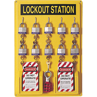 Single Lockout Stations SI960 | TENAQUIP