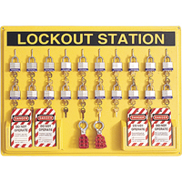 Department Lockout Stations SI962 | NIS Northern Industrial Sales