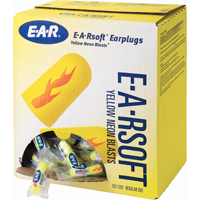 E-A-Rsoft™ Yellow Neons™ & Blasts™ Earplugs SJ427 | NIS Northern Industrial Sales
