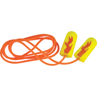 E-A-Rsoft™ Yellow Neons™ & Blasts™ Earplugs SJ428 | NIS Northern Industrial Sales