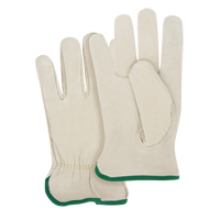 Grain Cowhide Drivers Gloves SM585 | TENAQUIP
