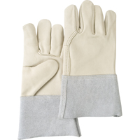 Standard Quality Grain Cowhide Leather Gloves SM592 | TENAQUIP