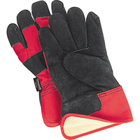 Split Cowhide Fitters Thinsulate™ Lined Gloves SM609 | NIS Northern Industrial Sales