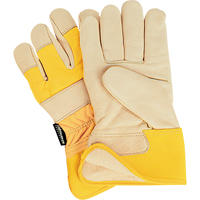 Thinsulate™ Lined Grain Cowhide Fitters Gloves, Premium Quality SDL885 | NIS Northern Industrial Sales