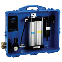 Portable Compressed Air Filter and Regulator Panels SN050 | NIS Northern Industrial Sales