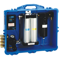 Portable Compressed Air Filter and Regulator Panels SN051 | NIS Northern Industrial Sales