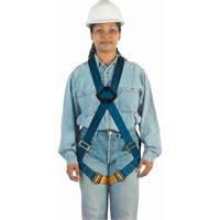 Trend-X Cross-Chest Harnesses SAH757 | NIS Northern Industrial Sales