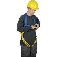 Vest-Style Universal Harnesses SN129 | NIS Northern Industrial Sales