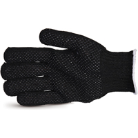 GLOVE CUT RESISTANT DOTTED BLACK RIGHT LARGE EA. SQ226 | TENAQUIP