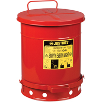 Oily Waste Cans SR358 | NIS Northern Industrial Sales