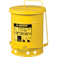 Oily Waste Cans SR362 | NIS Northern Industrial Sales