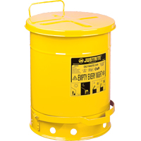 Oily Waste Cans SR363 | NIS Northern Industrial Sales