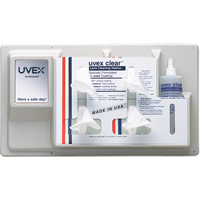 Uvex Clear® Lens CleaningStation SR366 | NIS Northern Industrial Sales
