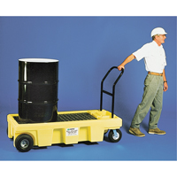 Poly-Spillcart™ Cart ATC SR438 | NIS Northern Industrial Sales